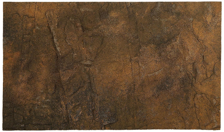 Universal Rocas 76,2cm por 45,7cm Rocky Acuario/Fondo de Espuma rígida de Piel de Serpiente Universal Rocks LLC 30x18-ROCKY-F