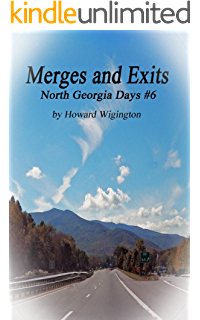 Merges and Exits (North Georgia Days Book 6)