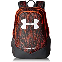Under Armour Boys' Storm Scrimmage Backpack (Magma Orange)