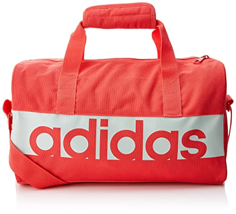 Maleta Adidas Linear Performance Coral CF3453  Amazon.com.mx 27ecbf1ec24