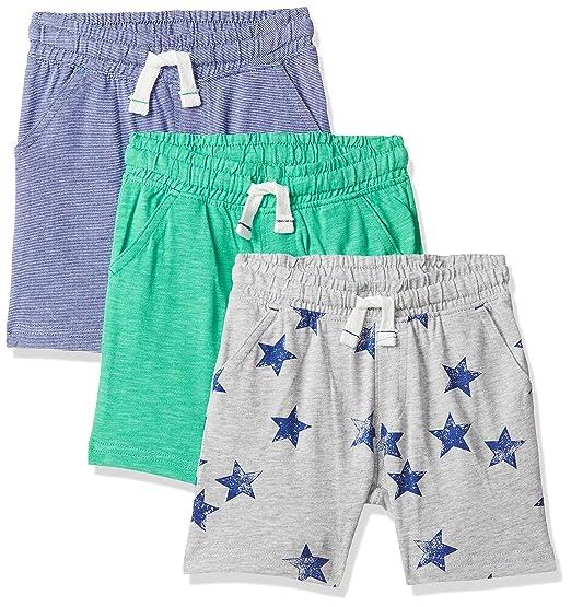 Mothercare Boys Boys 2pk Monkey Shortie Shorts