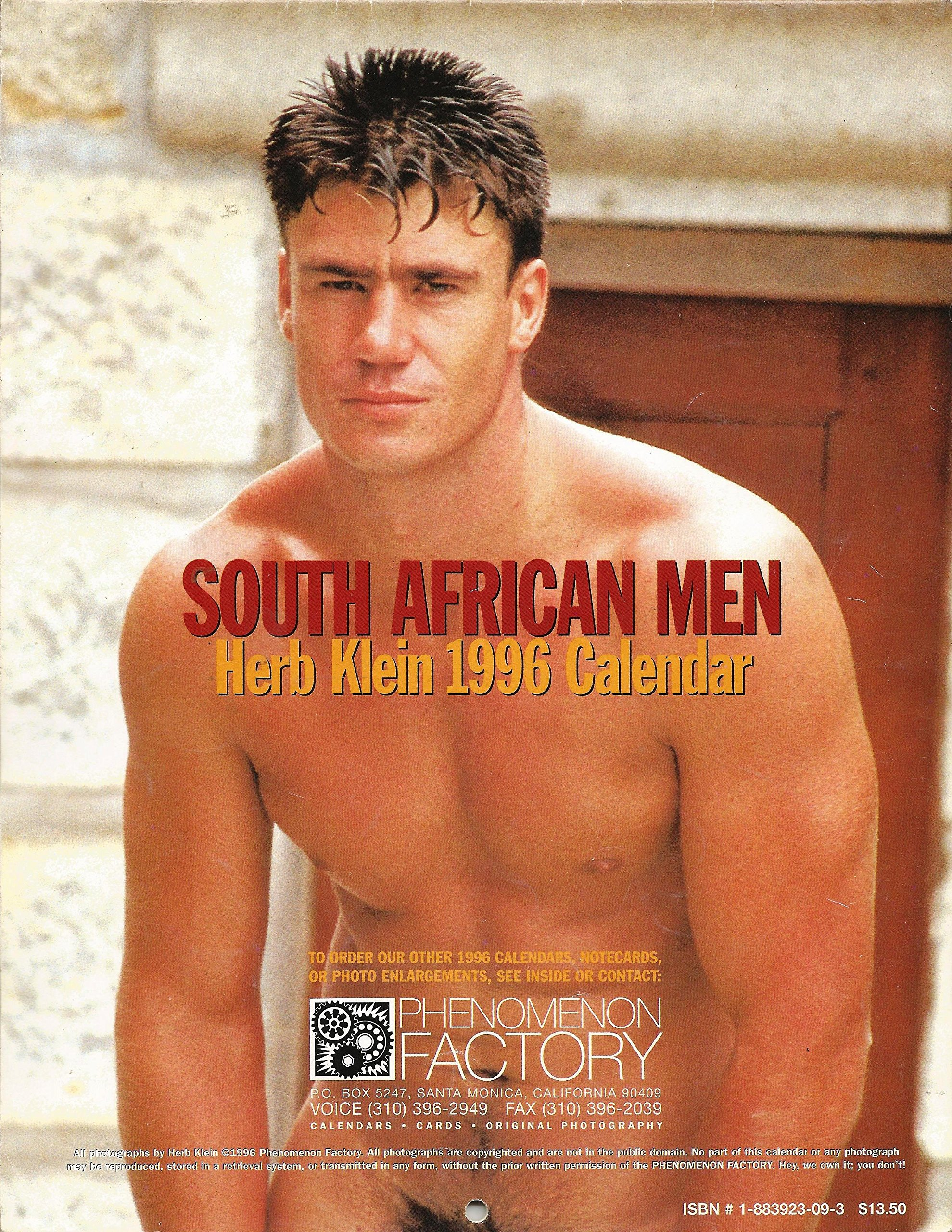 south african men