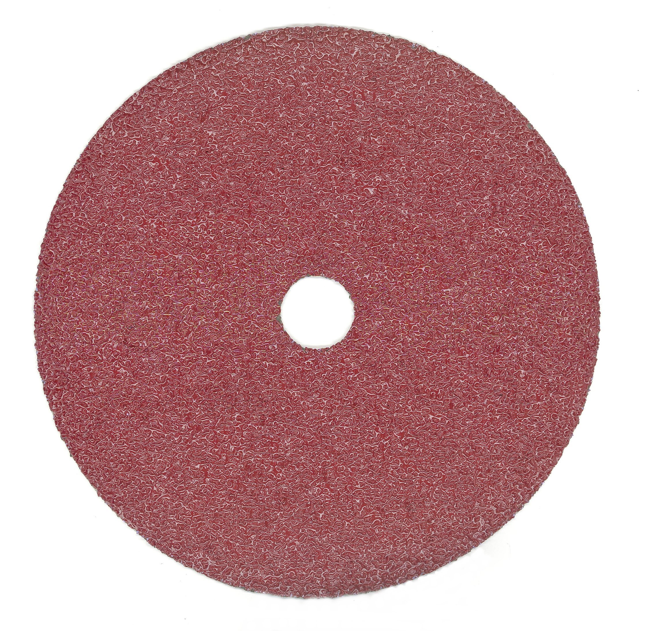 3M Cubitron II Fibre Disc 982C, Precision Shaped Ceramic Grain, 4-1/2'' Diameter, 36+ Grit, Brown  (Pack of 100)
