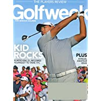 1-Year (14 Issues) of Golfweek Magazine Subscription