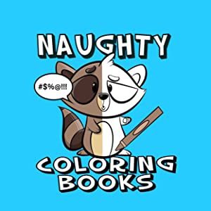 Naughty Coloring Books