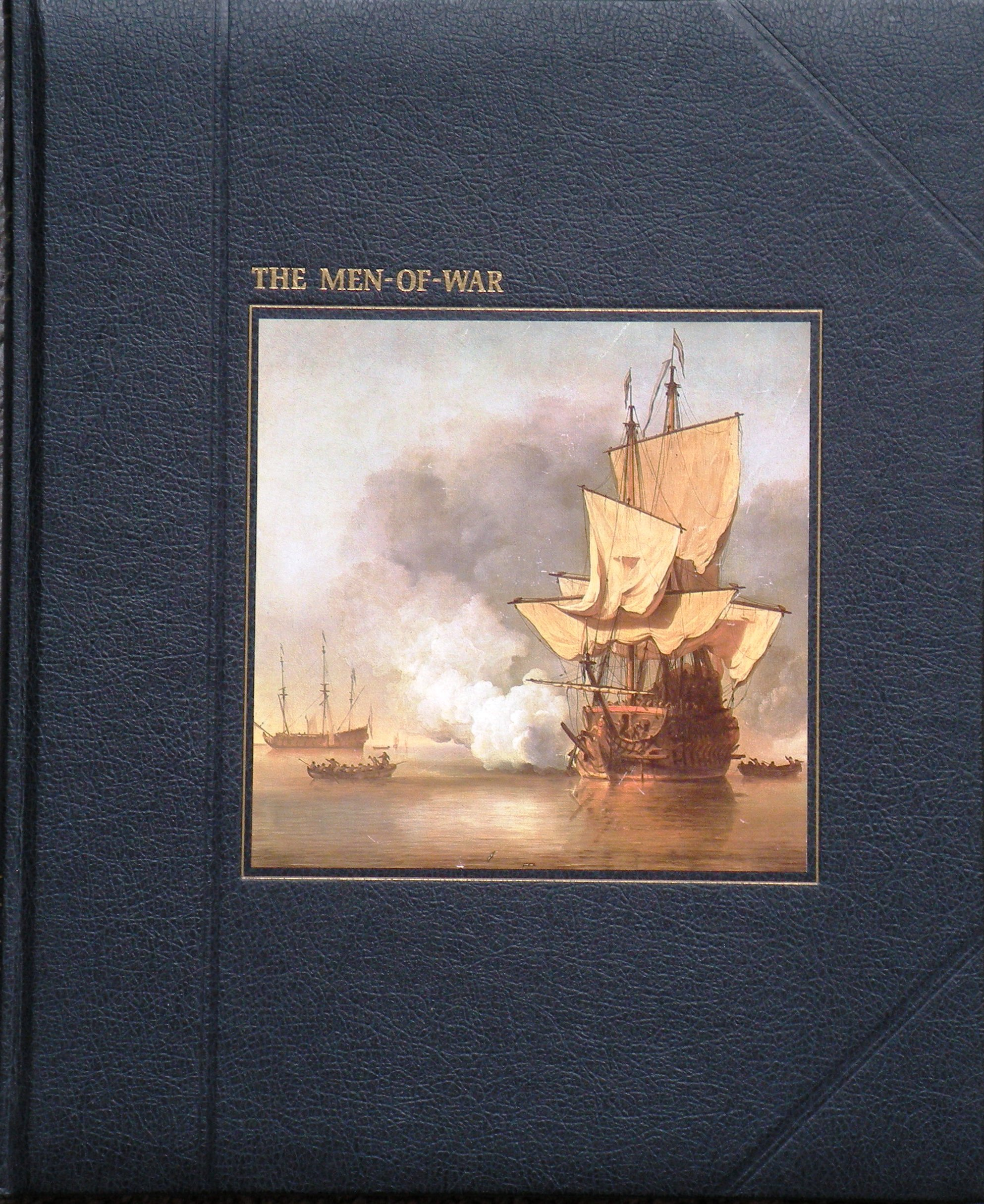 The Seafarers. Time-Life. The Men-of-War