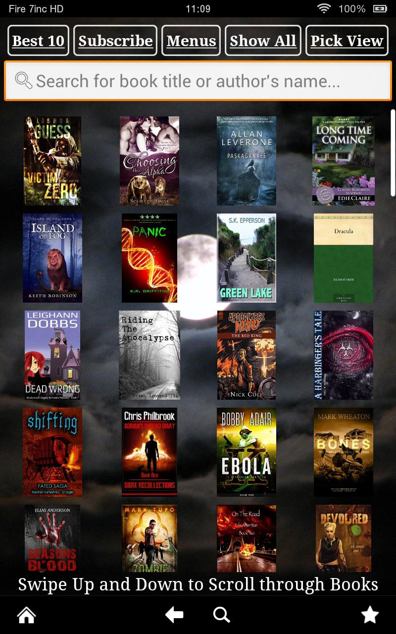 how to delete books from kindle fire