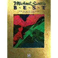 Michael Scott's Best: New Age Music for Piano (New Age Series) book cover