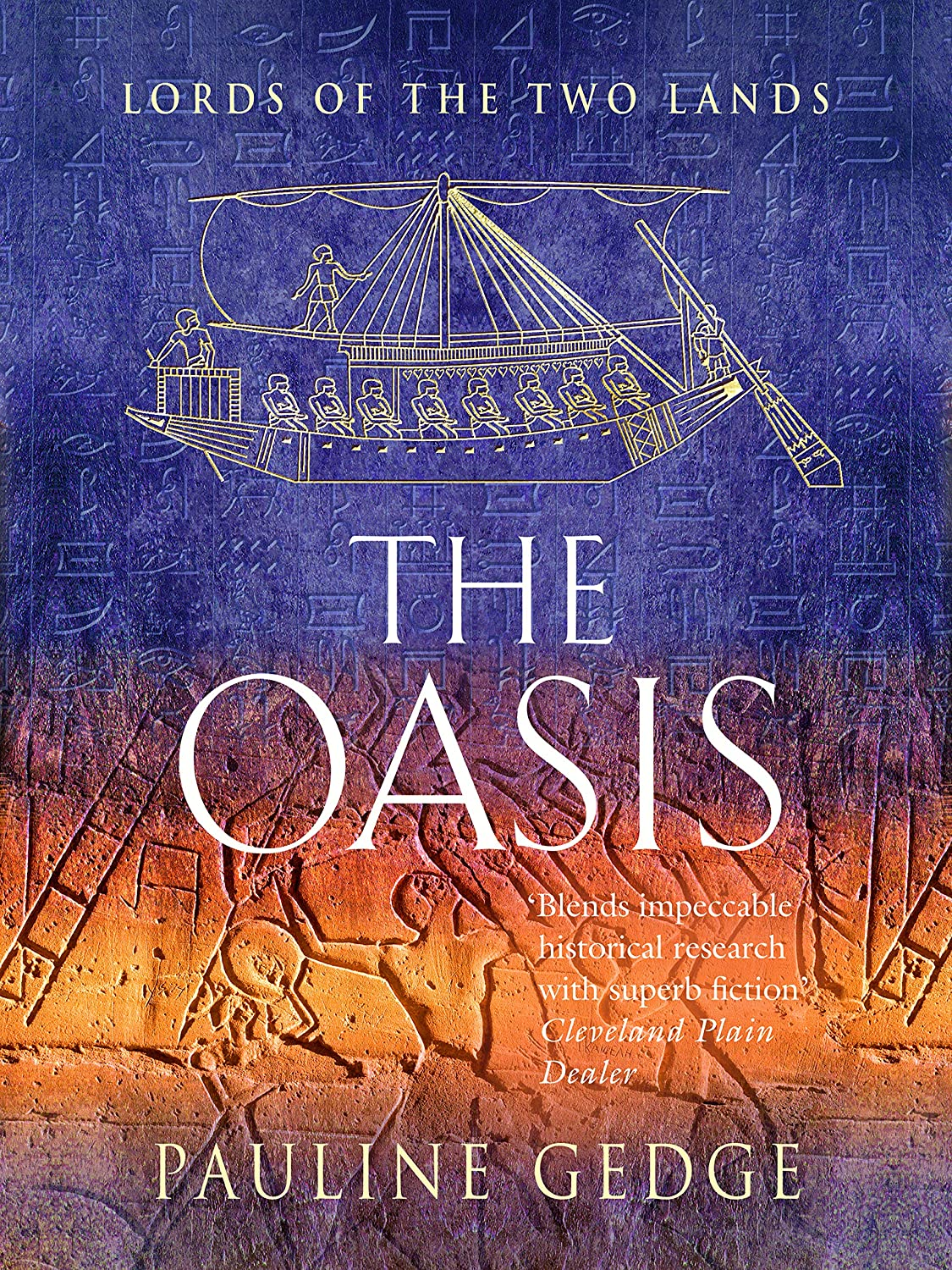 The Oasis (Lords of the Two Lands Historical Adventures Book 2 ...