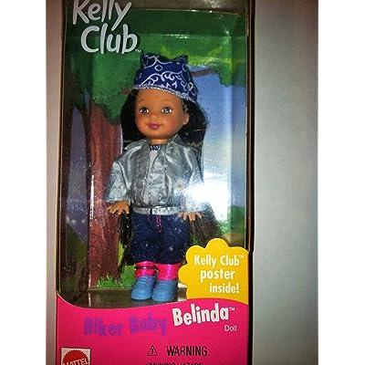 Barbie Kelly Club Biker Baby Belinda 1999: Toys & Games