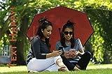 Mio Marino Reverse Umbrella Windproof, Inverted