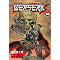Berserk Volume 10 book cover