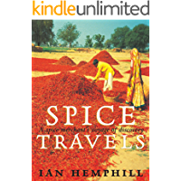 """Spice Travels """"A spice merchant's voyage of discovery"""""""