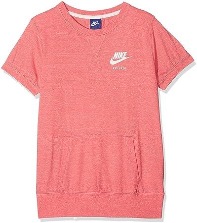 Nike Sportswear Vintage Camiseta, Niñas: Amazon.es: Deportes y aire libre