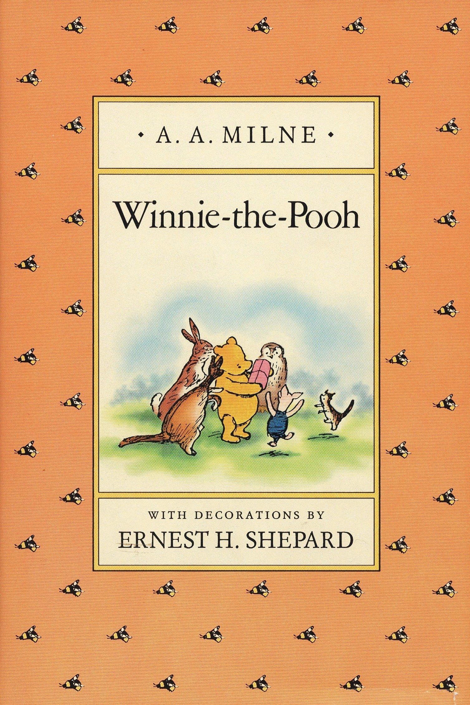 Winnie-the-Pooh: Milne, A. A., Shepard, Ernest H.: 9780525444435: Amazon.com: Books