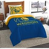 The Northwest Company NBA Unisex-Adult Twin Comforter and Sham Set