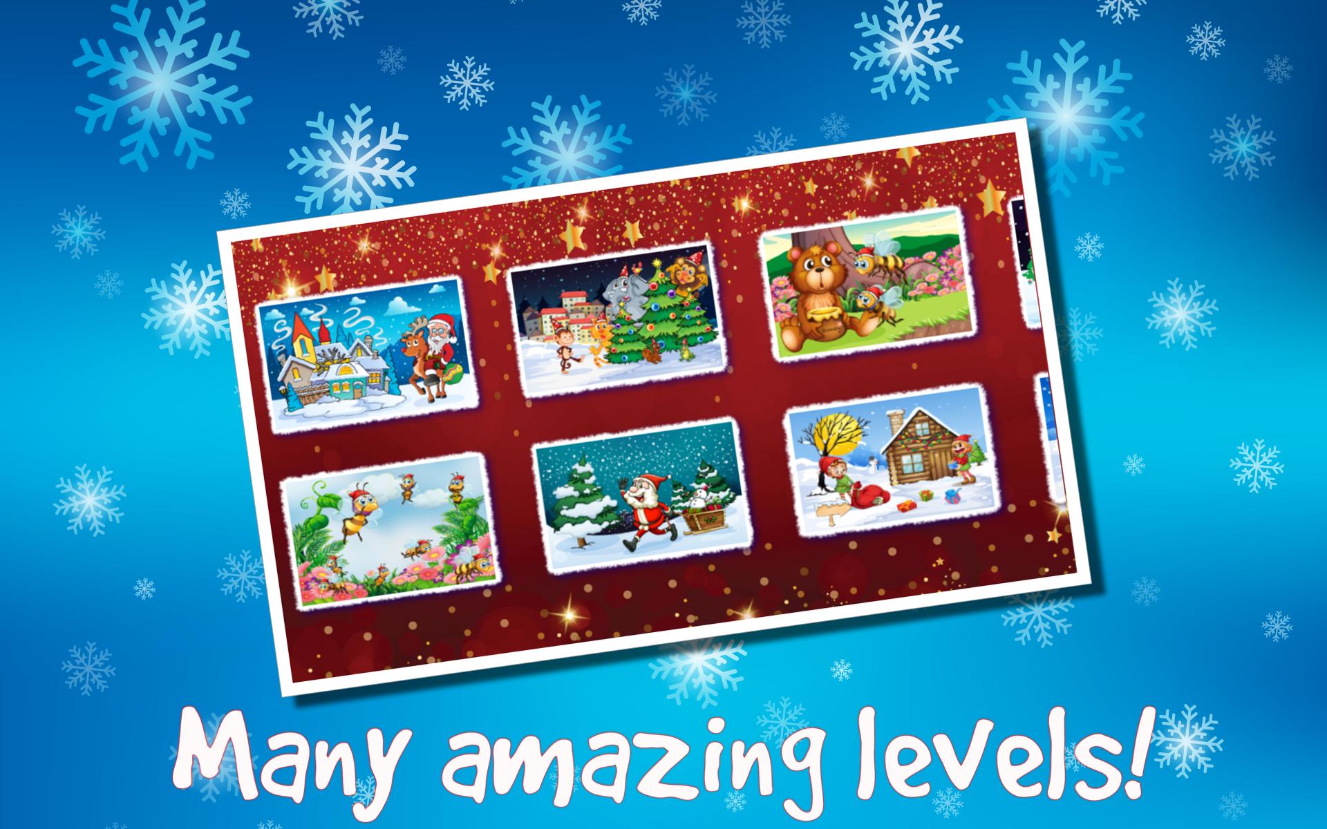 fun christmas wonderland scratch game a christmas scratch off game app for kids. Black Bedroom Furniture Sets. Home Design Ideas