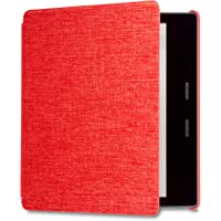 Kindle Oasis Water-Safe Fabric Cover (9th & 10th Generation) - Red