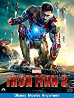 Iron Man 3 (plus bonus features)