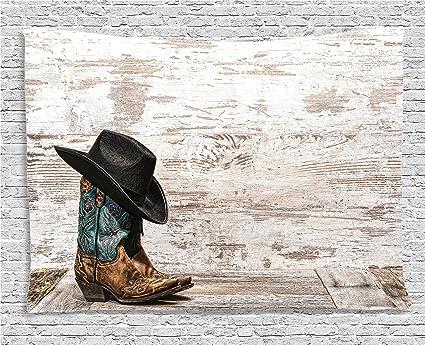 Amazon.com  Ambesonne Western Decor Tapestry 7fbfe9ed02ce