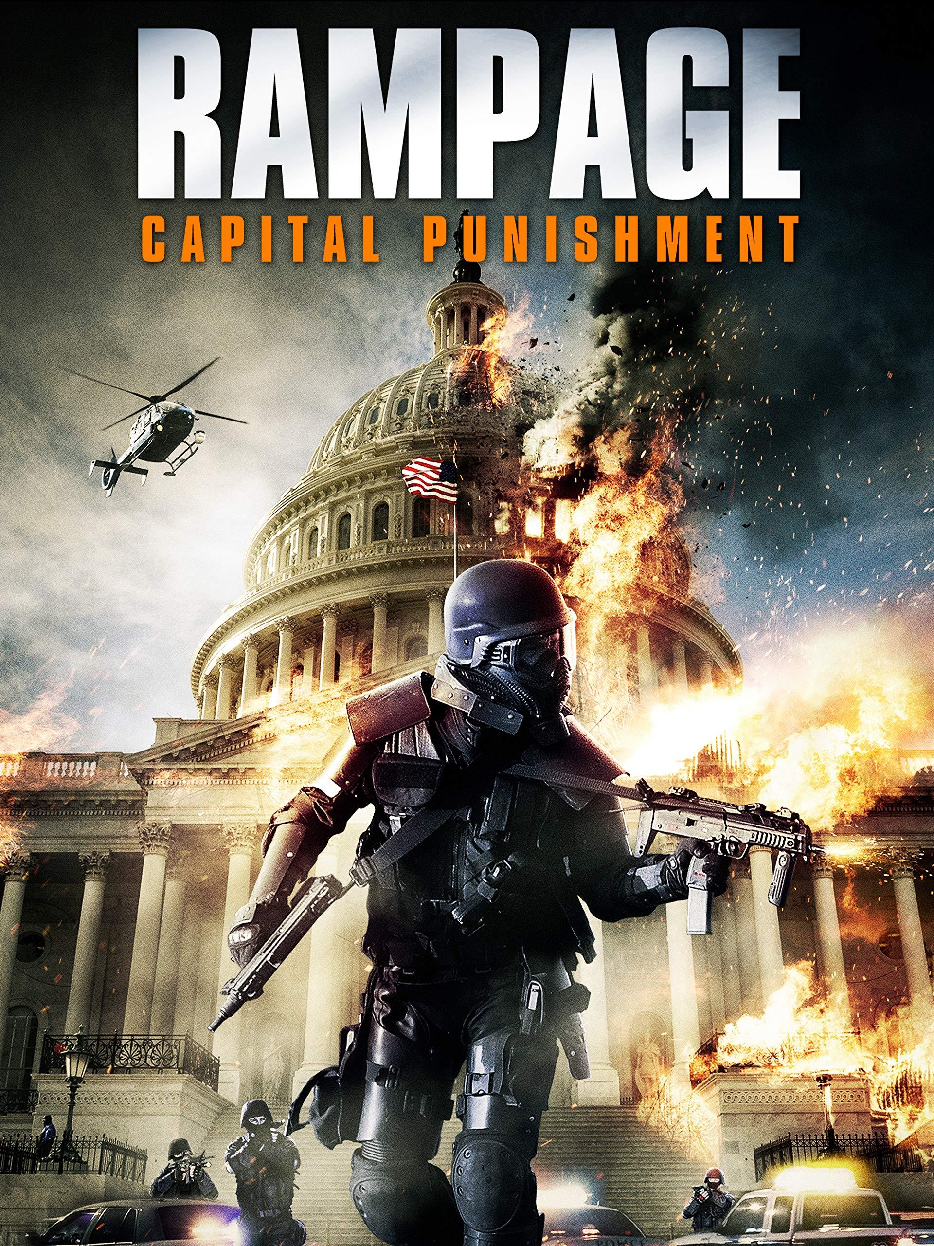 Rampage 2: Capital Punishment