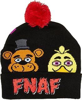 e9e8f41c87f1 Amazon.com  Five Nights At Freddy s FNAF Characters Cuffed Pom ...