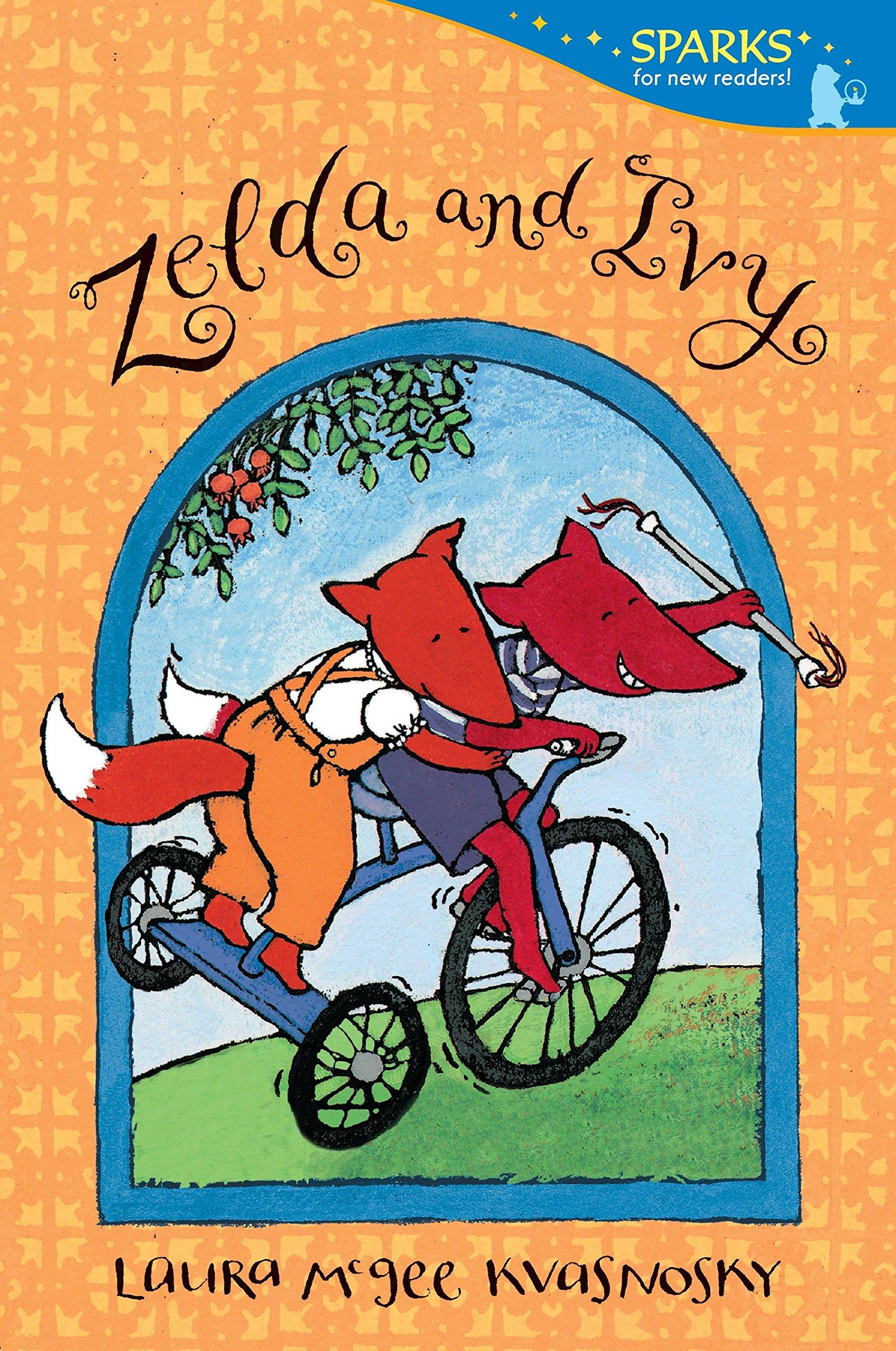 Read Online Zelda and Ivy (Candlewick Sparks) ebook