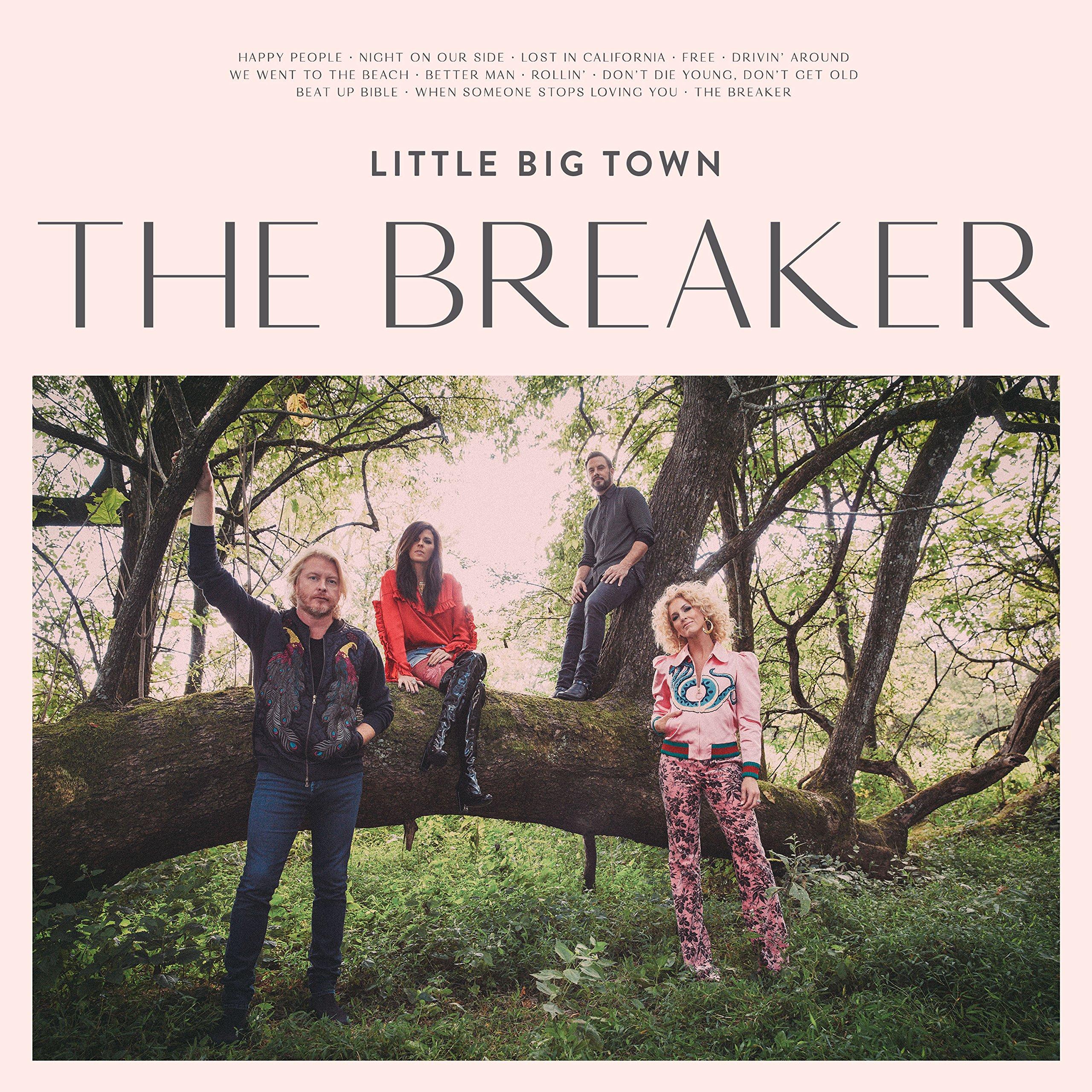 The Breaker [LP]