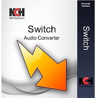Amazon.com: Switch Plus Audio File Converter [Download]: Software Switch Free Audio File Converter – Converts MP3, WAV, WMA, AIFF, DSS