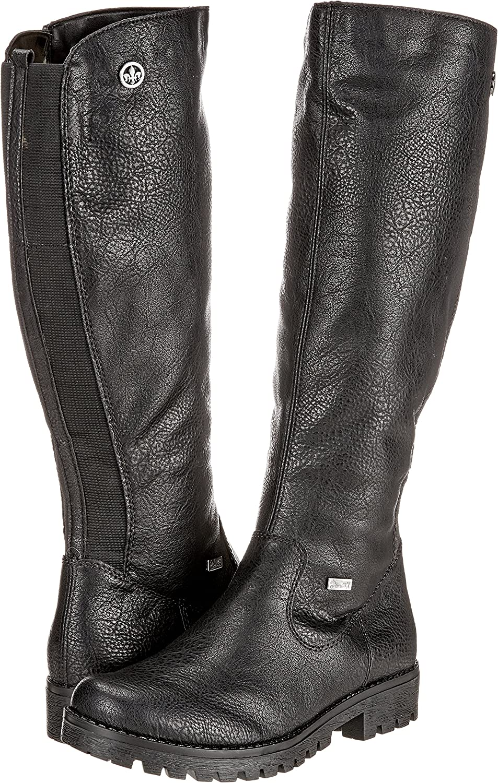 Rieker Damen 78554 Stiefel: : Schuhe & Handtaschen