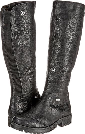 Rieker Damen Stiefel schwarz 78554 00 | eBay