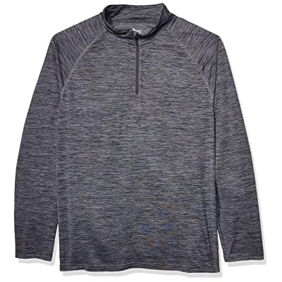 Charles River Apparel Men's Space Dye Moisture Wicking Performance Pullover   .com