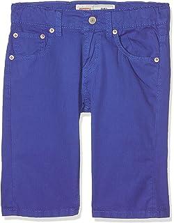 347c0a7d Levi's Boys' Shorts Blue Indigo 134/140: Amazon.co.uk: Clothing