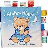 Taggies Starry Night Teddy Soft Book