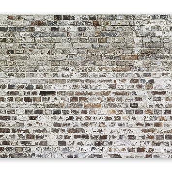 Favorit murando - Fototapete Ziegel Optik 400x280 cm - Vlies Tapete HD62