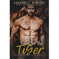 Taken for the Tiger: A Paranormal Shifter Romance Novel (Curves for Shifters Book 5) (English Edition)
