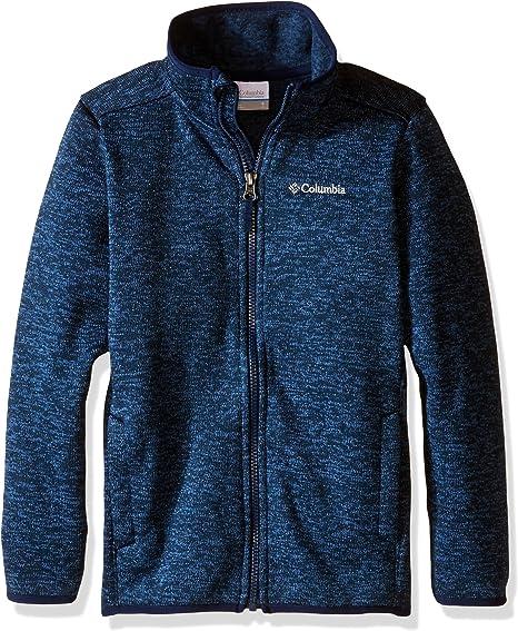 catch best cheap where can i buy Amazon.com: Columbia Boys' Little Birch Woods Full Zip Jacket ...