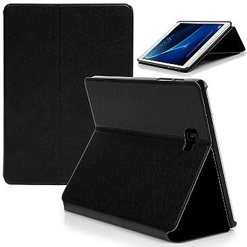 Forefront Cases Smart Funda para Samsung Galaxy Tab A 10.1 con S Pen SM-P580/P585 Carcasa Stand Case Cover – Ultra Delgado y Protección Completa con ...