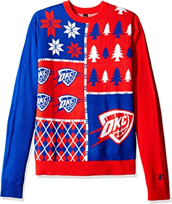 FOCO NFL Busy Block Sweater
