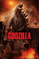 'Godzilla (2014)' from the web at 'https://images-na.ssl-images-amazon.com/images/I/A1UTEvoK5GL._UY200_RI_UY200_.jpg'