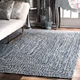 nuLOOM Lefebvre Braided Indoor/Outdoor Rug, 4' x