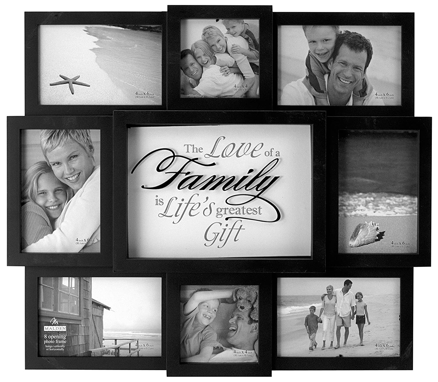 Multiple Frame Picture Frames