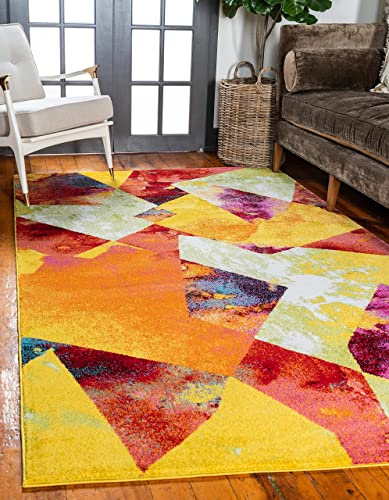 Unique Loom Lyon Modern Area Rug