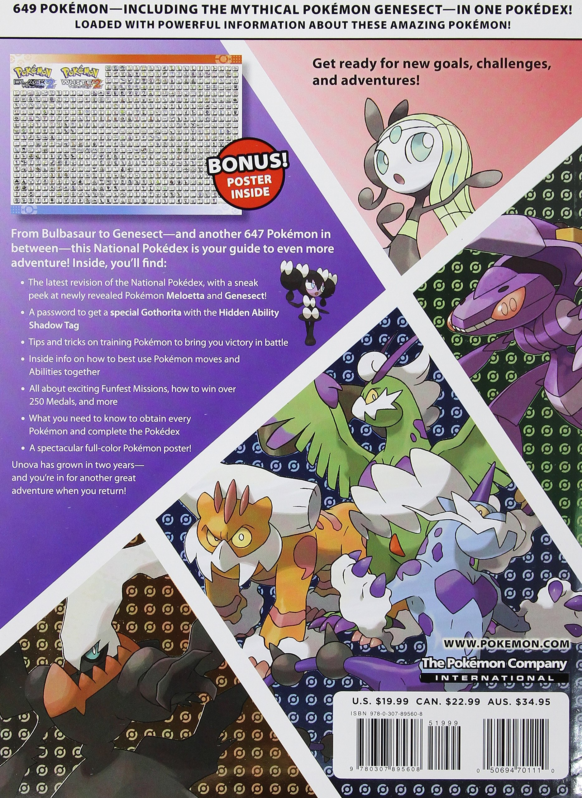 Pokemon Black 2 Guide Book