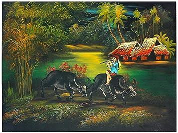 Tableau paysan asiatique 4 A1UUrVCAUmL. SX355