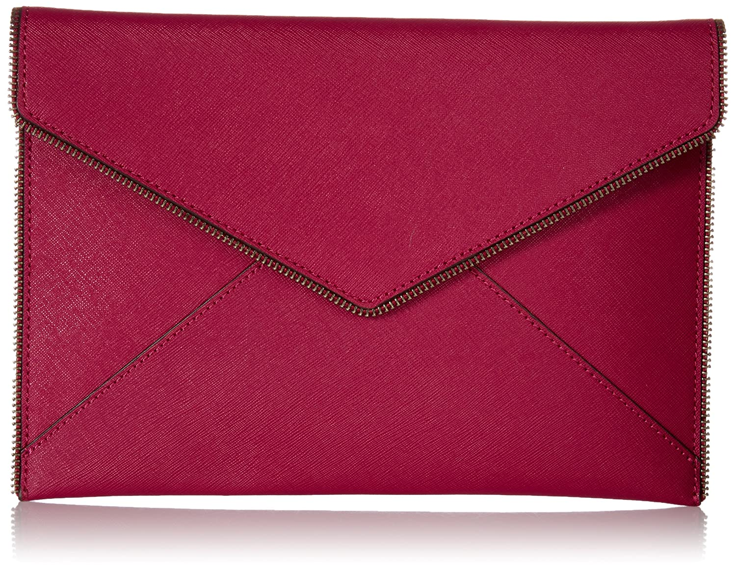 Rebecca Minkoff Leo Clutch Deep Red HR26GSSC17