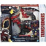 Hasbro Transformers-C0934EU4 Dragonstorm Turbo Changer (L'Ultimo Cavaliere), C0934EU4