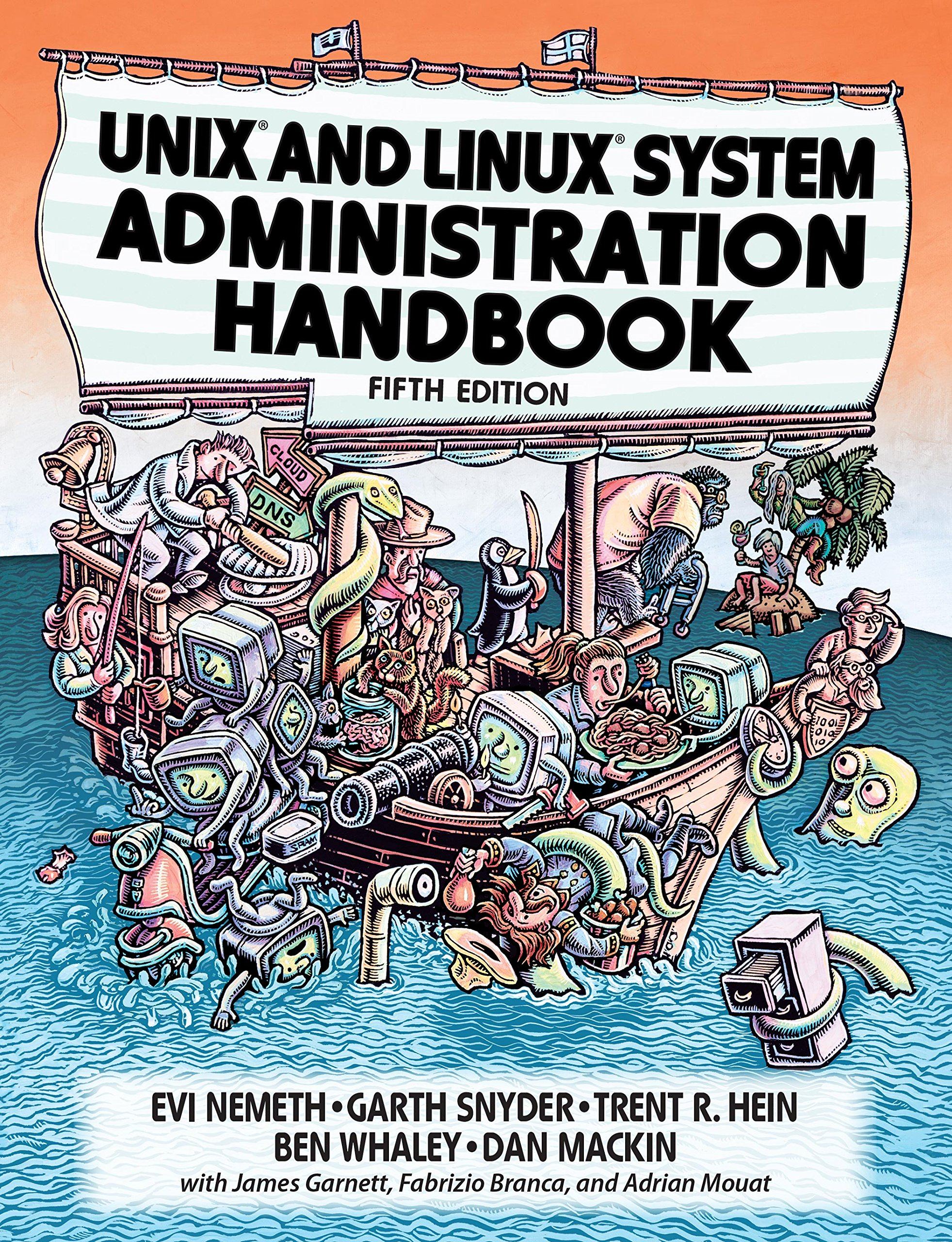 UNIX And Linux System Administration Handbook  UNIX Linux Syste Admin Han 5  English Edition