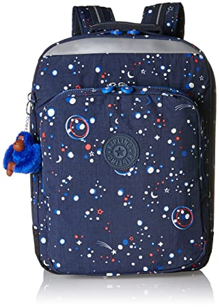 Kipling College Up Large Backpack Galaxy Party