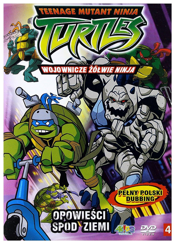 Amazon.com: Teenage Mutant Ninja Turtles 4 (IMPORT) (No ...